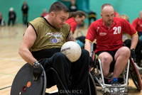 GB Wheelchair Rugby 5s tournament at Stoke Mandeville 10 December 2017